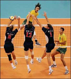 Los brasileños: Reyes de la pista